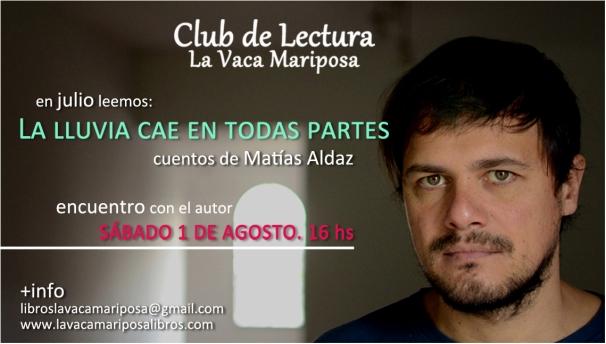 Club de Lectura Matias Aldaz
